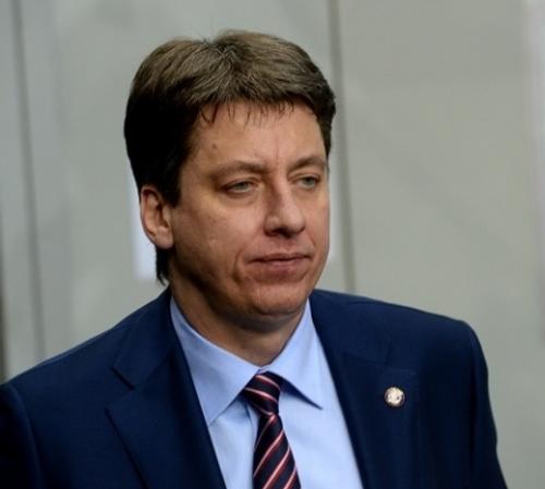 Харийс Витолиньш возглавил сборную Латвии по хоккею