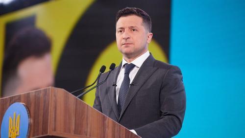 Зеленский поздравил граждан Украины с Днем Крещения Киевской Руси