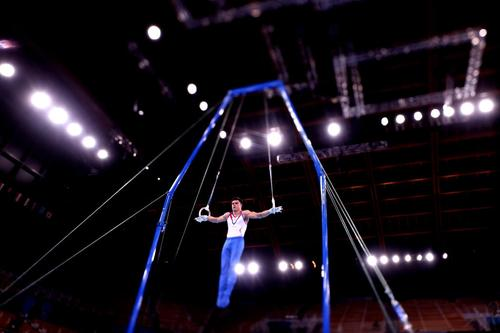 Никита Нагорный завоевал бронзу в личном многоборье по спортивной гимнастике на Олимпиаде в Токио