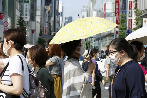 Токио второй день подряд обновляет антирекорд по приросту числа заражений COVID-19