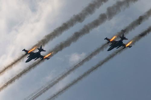 Российские штурмовики Су-25 перебросят из Киргизии в Таджикистан на время учений