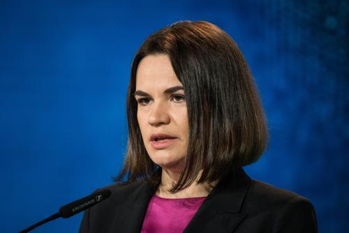 Эксперт Петровский связал встречу Байдена с Тихановской с готовностью США увеличивать финансирование оппозиции в Белоруссии