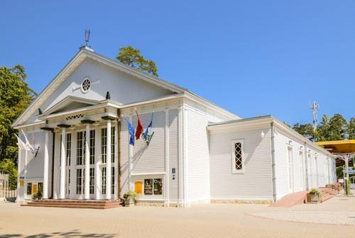 Немцы запретили все концерты: история легендарного зала «Dzintari» в Юрмале