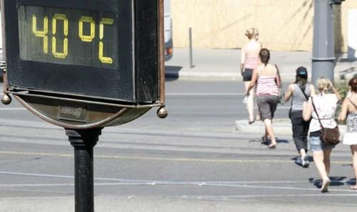 В Крыму ожидается почти 40-градусная жара