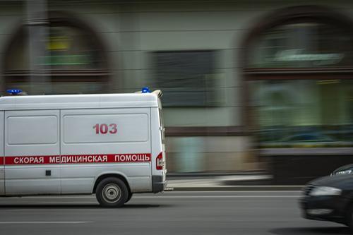 В ДТП с пятью автомобилями на западе Москвы пострадали три человека