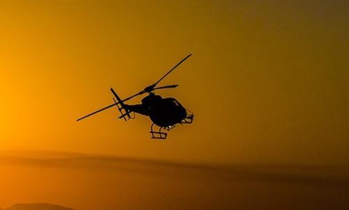 При крушении вертолета в Калифорнии погибли четыре человека