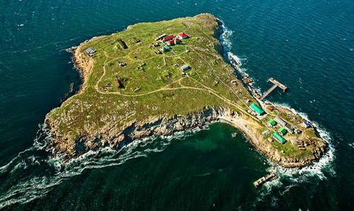 Западные СМИ обсуждают возможность захвата Россией украинского острова Змеиный