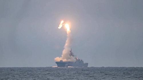 Avia.pro: Россия может атаковать Украину гиперзвуковыми «Цирконами» в случае угрозы для Крыма