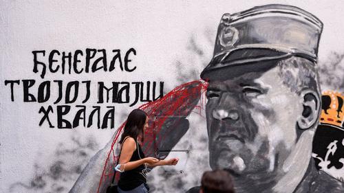 Боснийские сербы отказываются признать закон об ответственности за отрицание геноцида