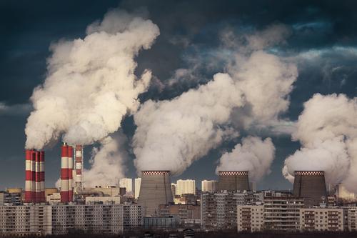 В России зафиксировали самое большое число загрязнений воздуха за 17 лет