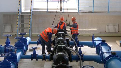 Правительство России направляет 2,3 млрд рублей из резервного фонда на обеспечение стабильного водоснабжения в Крыму