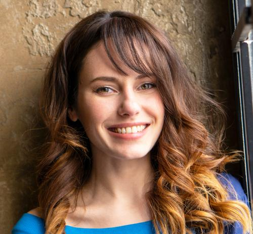 Актриса Дария Гомес: «Раньше я ходила, как кагэбэшник»