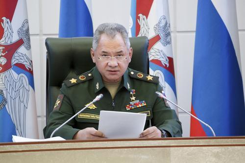 Глава Минобороны РФ Шойгу заявил о важности строительства крупных городов в Сибири