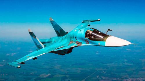 Системы наведения и вооружение Су-34 значительно поумнели