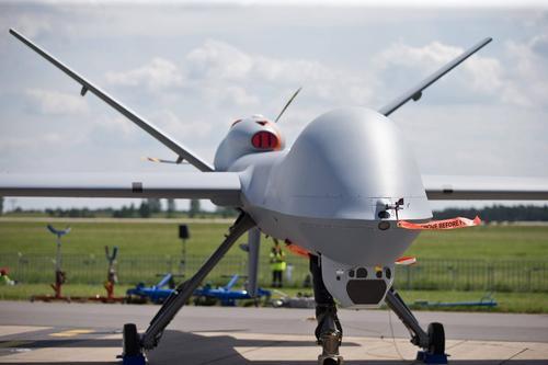Российский комплекс «Бук-М2Э» на вооружении военных Сирии уничтожил разведывательный дрон США