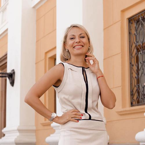 Людмила Жильцова — звезда из Бакала