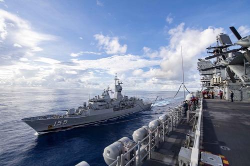 Портал Avia.pro: Россия и Китай за сутки условно уничтожили военный флот Великобритании