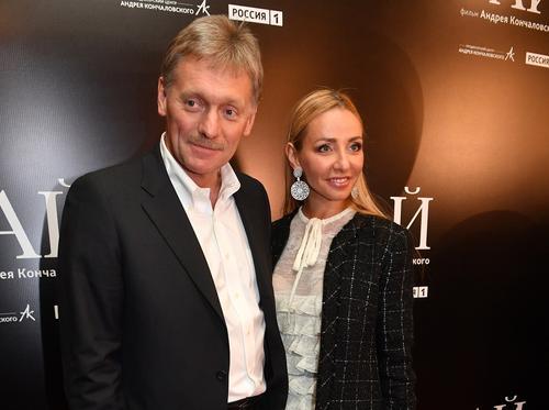 Татьяна Навка показала «мистический» кадр  с мужем Дмитрием Песковым на отдыхе в Греции