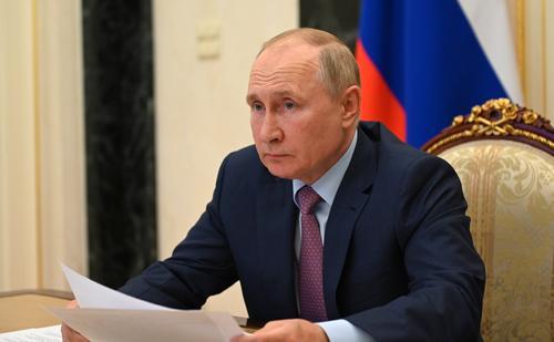 Владимир Путин утвердил план противодействия коррупции на 2021-2024 годы