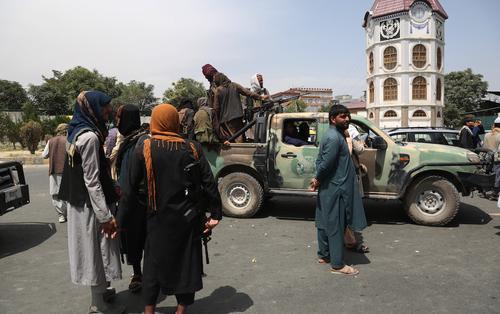 В генштабе Великобритании заявили, что талибы уже не ведут себя «как в Средневековье»