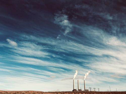По объёмам промышленных выбросов Россия находится на четвёртом месте в мире