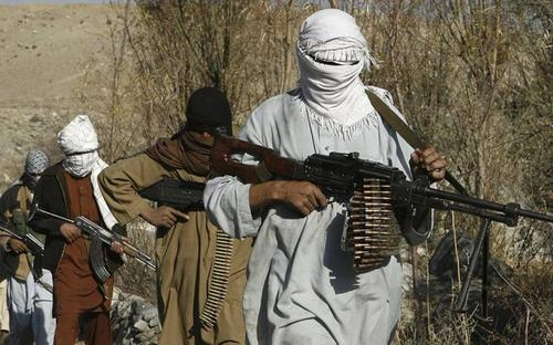 В Афганистане поднимается движение сопротивления