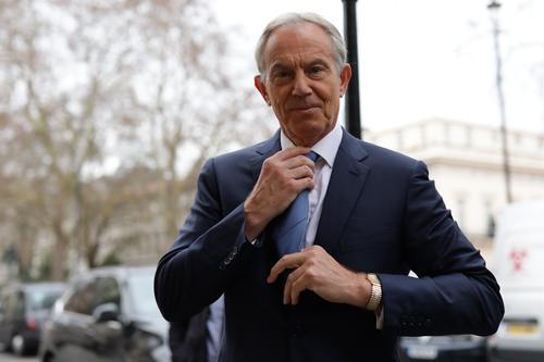 Бывший премьер Великобритании Блэр выразил недовольство по поводу вывода американских войск из Афганистана