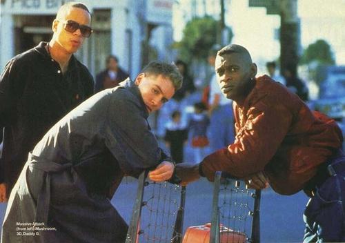«Blue Lines»: 30 лет выдающемуся дебюту Massive Attack