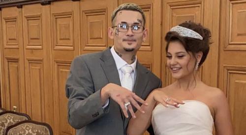 Как празднуют свадьбу Моргенштерн и Дилара