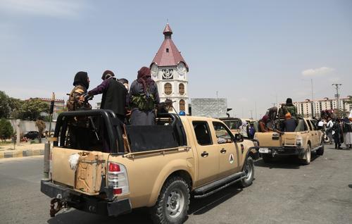 Талибы на востоке Афганистана заявили, что не примут в свои ряды лиц без бороды