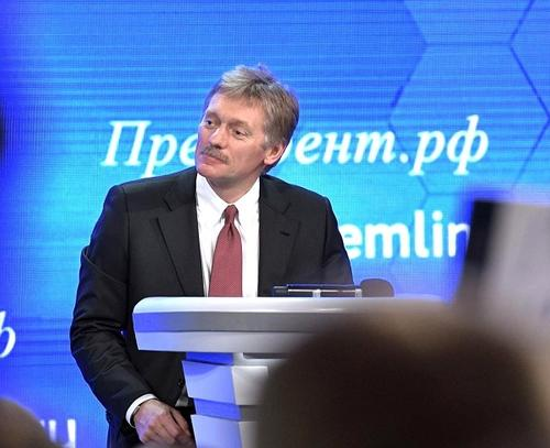 Песков о подготовке к встрече Путина и Зеленского: «Для нас же не существует темы Крыма»
