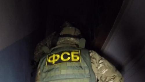 ФСБ обнародовала видео задержания террористов, готовивших нападения в Ингушетии
