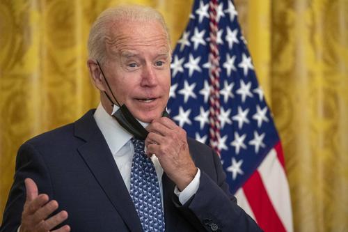 Официальный представитель Кремля Песков заявил, что внешняя политика США при Байдене осталась неизменной