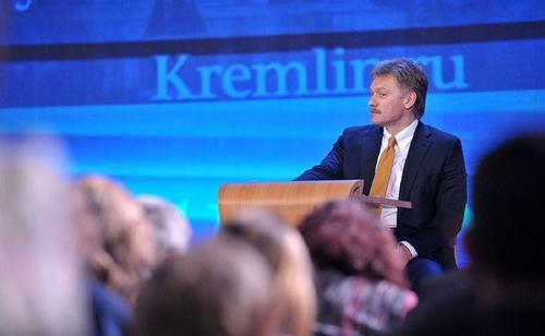 Песков отреагировал на слова Зеленского о риске «полномасштабной войны» с Россией
