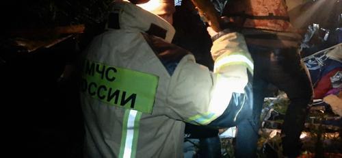 В Иркутской области нашли один черный ящик совершившего жесткую посадку самолета L-410