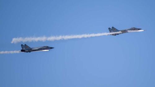 Силы ПВО/ПРО Западного военного округа надёжно защитили от воздушного нападения КП и места расположения войск