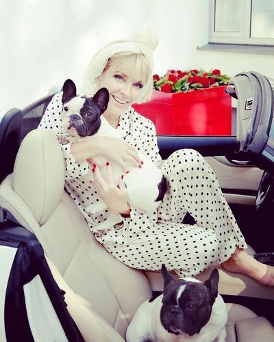Лайма Вайкуле рассказала, что вопроса «обязательно иметь детей» у неё не стояло