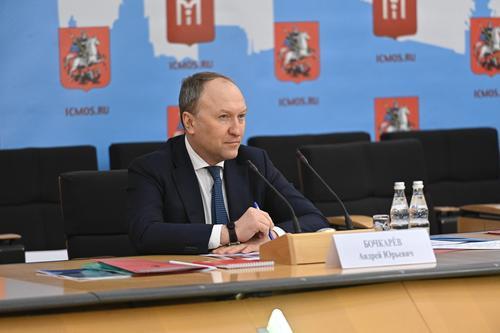 Андрей Бочкарёв: В Москве с начала года восстановлены права более чем трех тысяч обманутых дольщиков