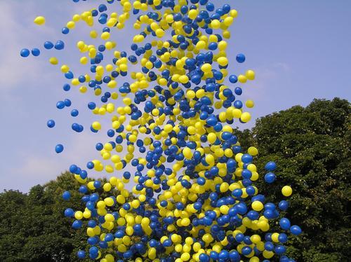 Участников «Марафона желаний» попросили не запускать воздушные шары