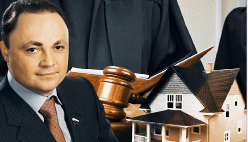 Отбывающий тюремный срок экс-мэр Владивостока Игорь Пушкарев остался без дома