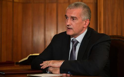 Глава Крыма проголосовал на выборах в Госдуму