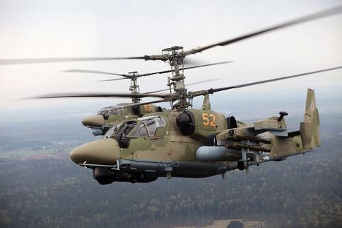 Войска ЮВО отработали в Южной Осетии высадку десанта с вертолётов под огневым прикрытием армейской авиации