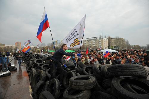 Бывший замминистра Тука заявил об угрозе появления на Украине еще шести пророссийских республик