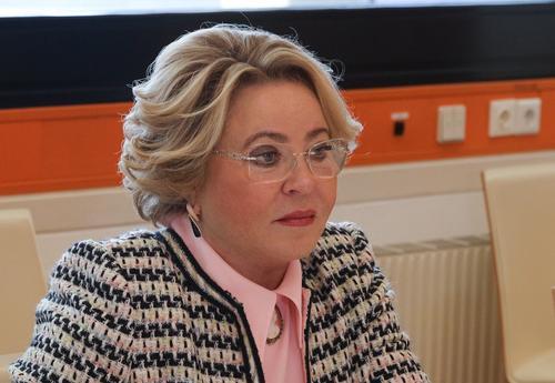 Матвиенко заявила, что ожидает существенного обновления состава Госдумы
