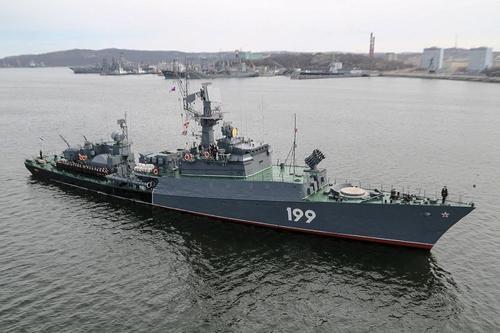 NetEasе: власти США «забили тревогу» из-за маневров российских боевых кораблей возле Аляски