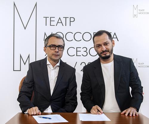 Театр Моссовета в новом сезоне
