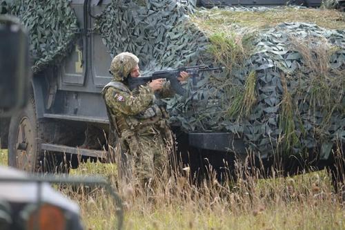 Командующий ООС Наев: Россия «может перейти к реальным боевым действиям на юге Украины» в любое удобное для себя время
