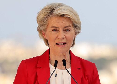 Глава ЕК фон дер Ляйен назвала неприемлемыми действия США и Австралии в отношении Франции