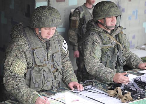 В Забайкалье начались крупные общевойсковые учения и прошли маневры сил ПВО
