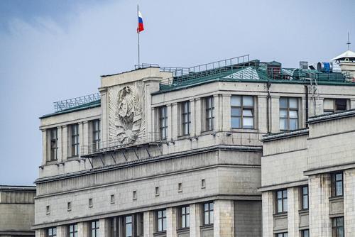 В Госдуму по итогам выборов проходят представители восьми партий